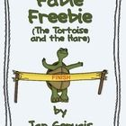 """Included: A 3-page adaptation of the fable """"The Tortoise and the Hare"""".  Please leave me some feedback!   This freebie is part of my product """"More ..."""