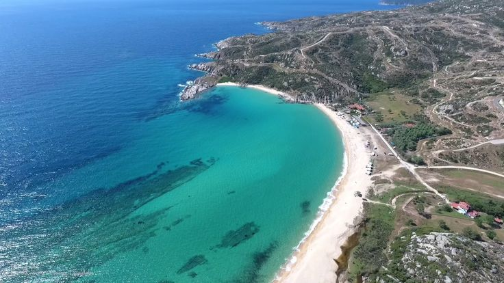 The amazing peninsula of Sithonia - οι ωραιότερες παραλίες της Σιθωνίας ...