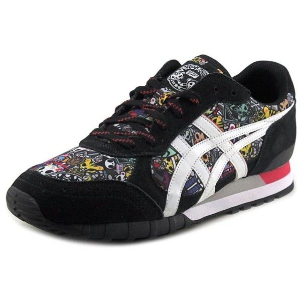 Onistuka Tiger Sakurada, Chaussures Multisport Outdoor Mixte Adulte - Noir (Charcoal/Atomic Blue/Onyx 9748), 36 EUOnitsuka Tiger