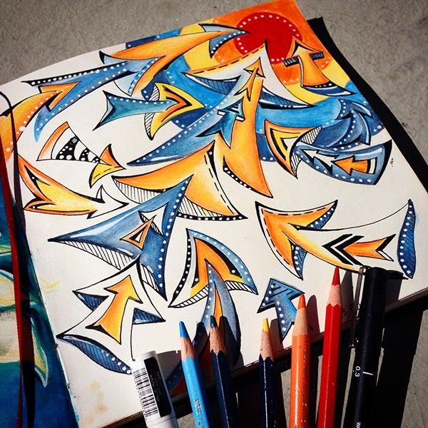 Sketchbook (11 pictures inside)