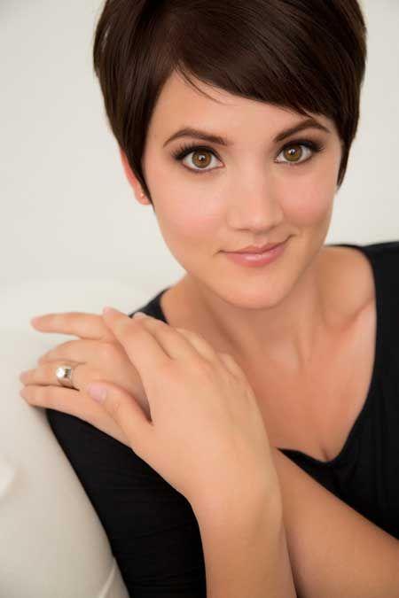 Cute New Short Hairstyles | 2013 Short Haircut for Women