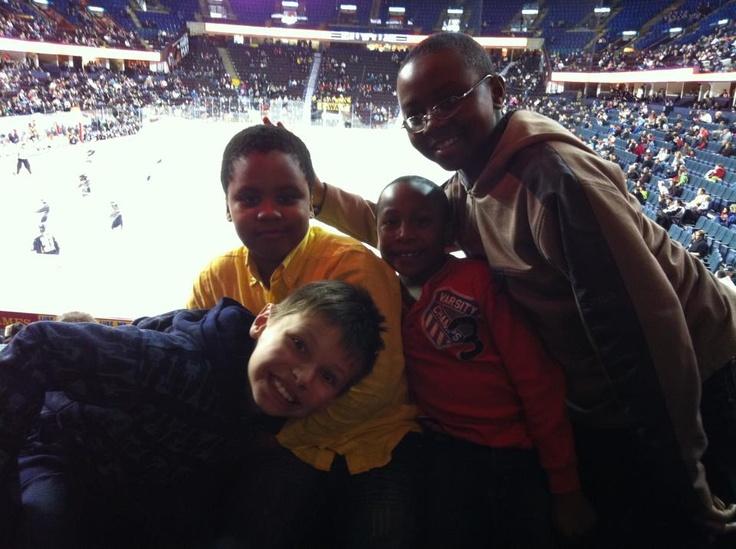 Hockey Fans!