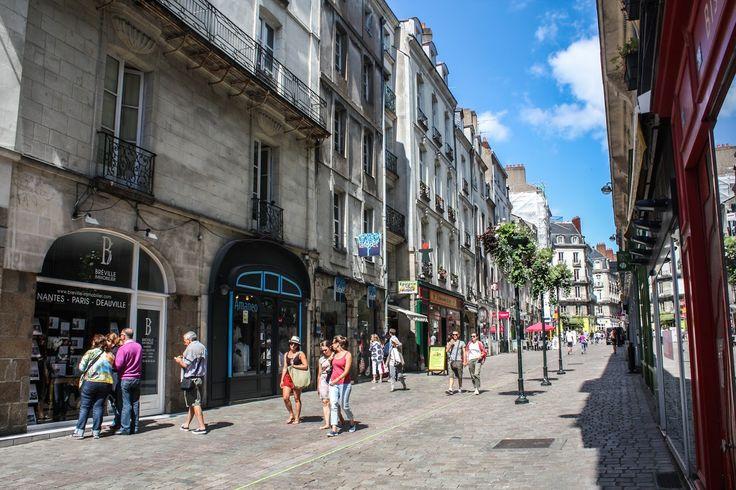 DECOUVRIR NANTES EN SUIVANT LA LIGNE VERTE - Mes Petits Carnets - Blog Voyage à Lyon