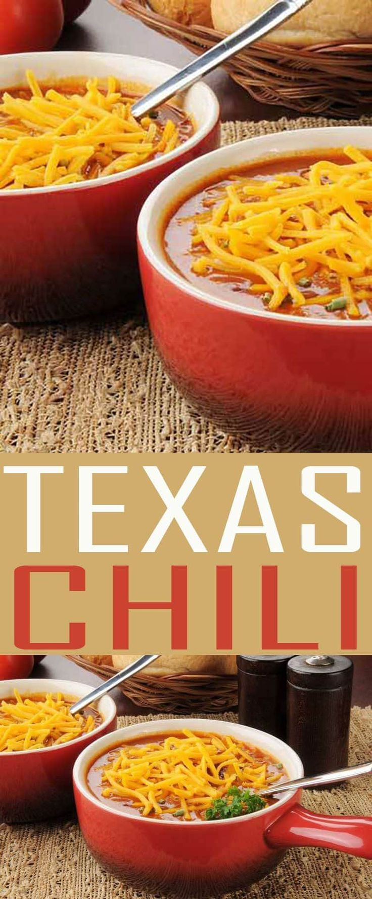 This Texas Chili recipe is out of the world delicious. This Chili Recipe is a classic cold weather food. Best chili recipe.