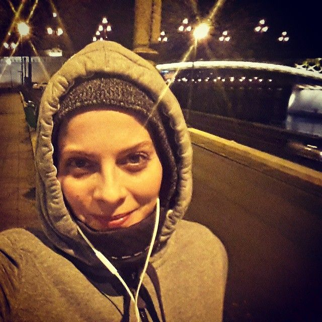 4,5km=3db szaloncukor. Remek.☺ #run #after #budapest