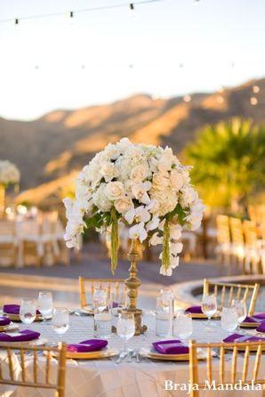 www.amouraffairs.in #AmourAffairs #birdal #bride #lehenga #indian #marriage #wedding #desistyle Braja Mandala Wedding Photography,indian-wedding-table-floral-decor-setting