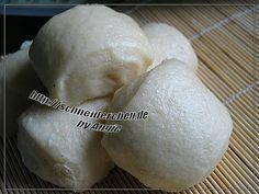 Click for the recipe: Steamed Okara Buns / 豆渣馒头