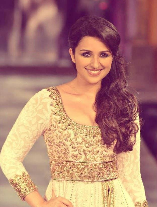 Parineeti Chopra in Manish Malhotra.