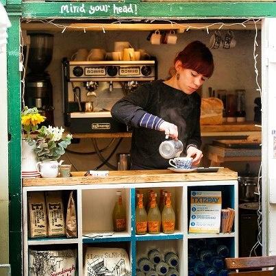 Sourdough Cafe, St Nicholas Market, Bristol - Hobbs House Bakery
