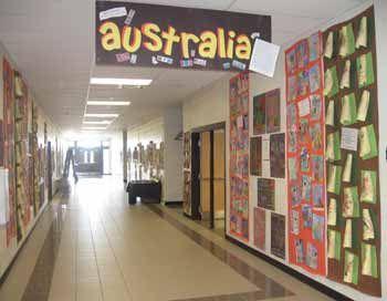 art lesson plans for Australia