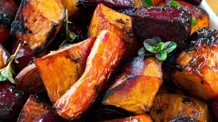 #Roast your #vegetables for added flavor.--'Biggest Loser' trainer Bob Harper's 9 rules for #eating