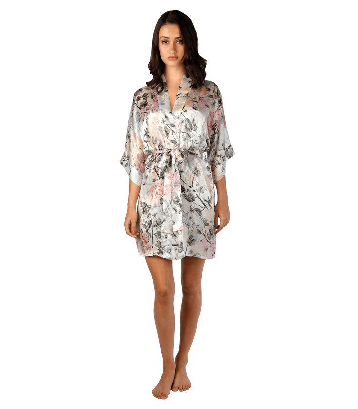 Juliet Short Robe