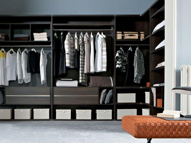 50 ideen für praktische ankleidezimmer  schrank pax schrank