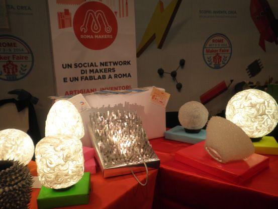 Maker Faire Stand a Firenze | Connys Kreations's Blog
