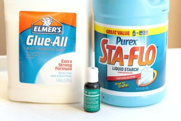 3 No Fail Secrets For How To Make Slime With Liquid Starch Slime