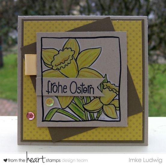 Midweek DT Post – From the Heart Stamps