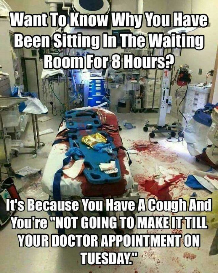 AMEN! This is what our trauma bays look like
