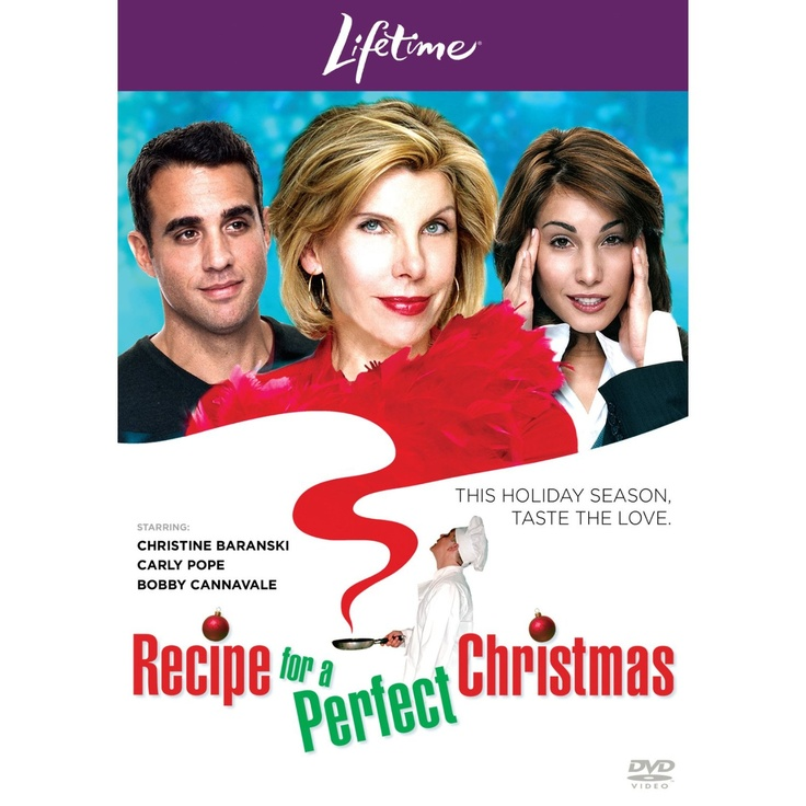 Recipe for a Perfect Christmas Carly Pope, Christine