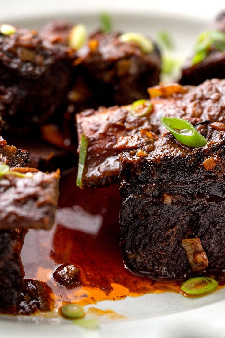 NYT Cooking: Prunes are the secret ingredient in this recipe. They practically disappear during cooking, leaving behind their complex sweetness. This recipe was meant for a 6- to 8-quart electric pressure cooker, but to use a stovetop pressure cooker, just cook the ribs a few minutes less than you would if using an electric one. You could also bake this in a covered Dutch oven at%2...