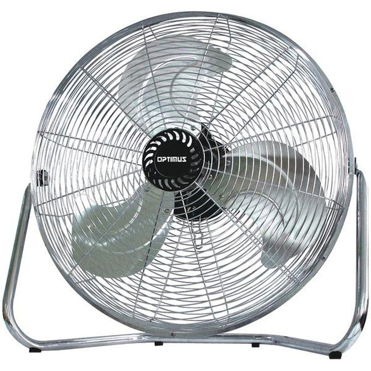 18 Industrial Grade High Velocity Fan - Painted Grill
