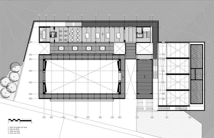 Galería de Centro Deportivo Universidad de los Andes / MGP Arquitectura y Urbanismo - 33
