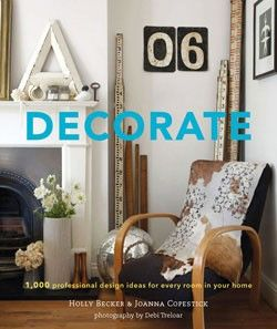 For your girlfriend who's up on all the design blogs, Decorate by @decor8, #givebooks