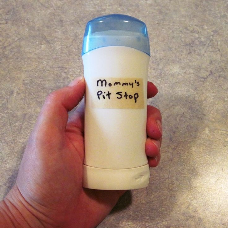 Homemade Deodorant Recipe Plus Eight Non-toxic Options for Less Stinky ...