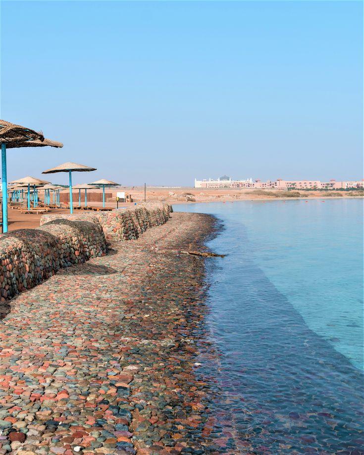 4* Hilton Hurghada Long Beach Resort Langer Strand Am