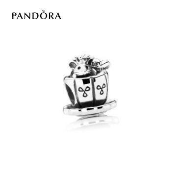 BIJOUX PANDORA PAS CHER  http://www.charmspandorasoldes.com/bijoux-pandora-pas-cher-pandora-enchanted-mouse-charm-609