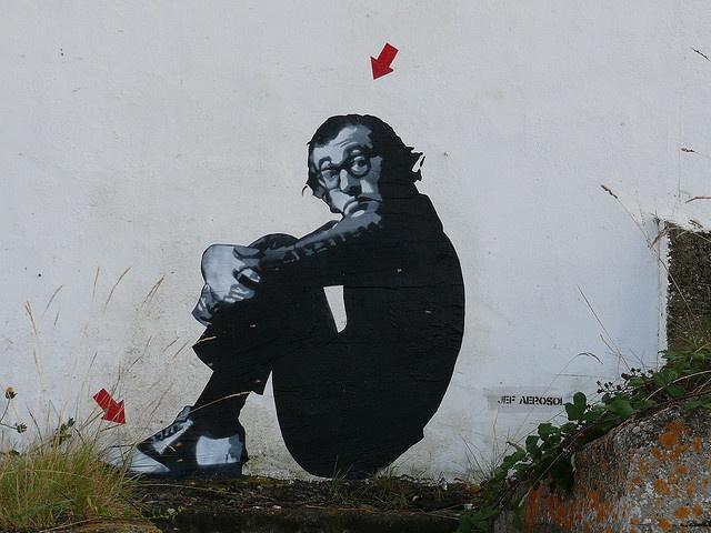 Jef Aérosol - Noirmoutier - Woody Allen