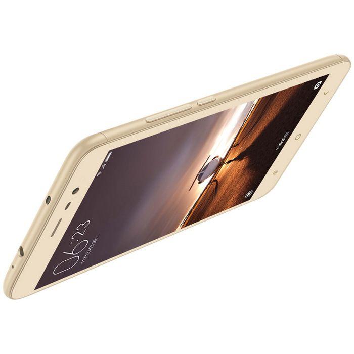 Xiaomi Redmi Note 3 Qualcomm Snapdragon 650 5.5'' - Gold + Translucent