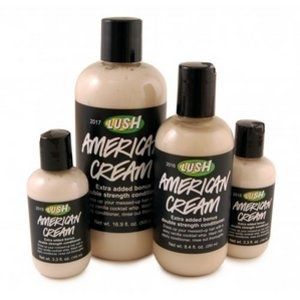 LUSH - Curly Wurly Shampoo + American Cream Conditioner = PERFECT HAIR !