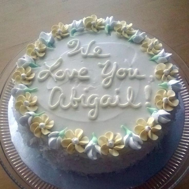 Coconut Cake via Craftsy