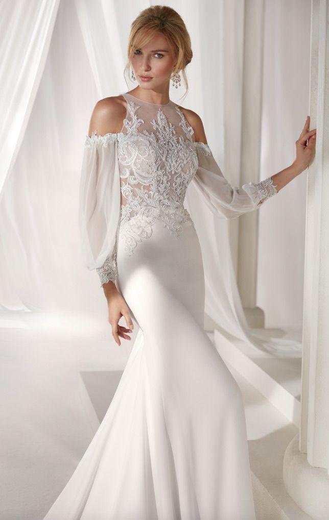 Courtesy of Nicole Spose wedding dresses  www.nicolespose.it b34b8553c8
