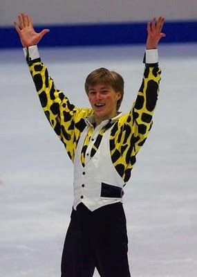 Ilia Kulik my favorite ice skaters ever