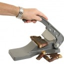 BILTONG CUTTER MANUAL VARIABLE CUTTING.  For more Processing Equipment go to www.caterweb.co.za