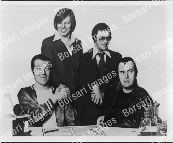 PB PHOTO abo-019 Michael McKean and David Lander as Lenny And Squiggy