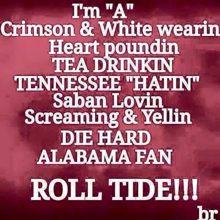 All except for the tea drinkin....RTR