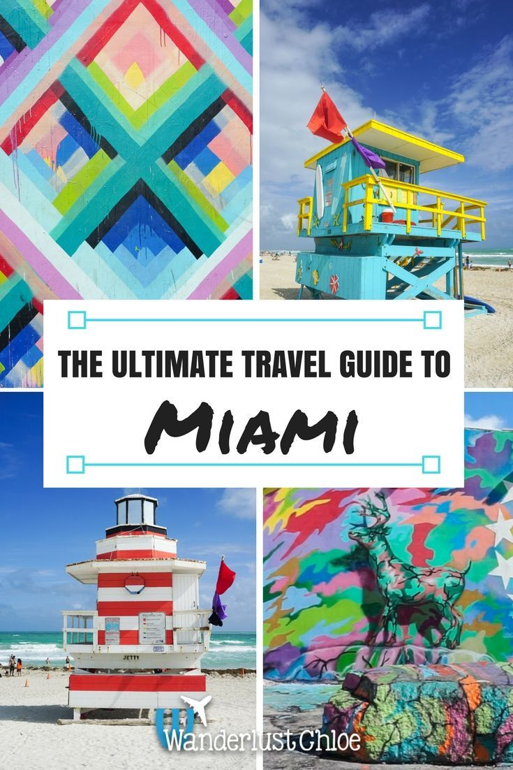The Best 2020 Miami Travel Guide Things To Do Restaurants