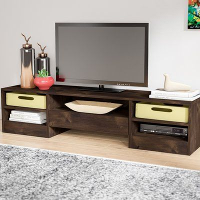 Union Rustic Nori TV Stand for TVs up to 70″