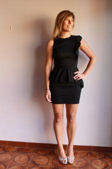 Black Sheike Dress size 10