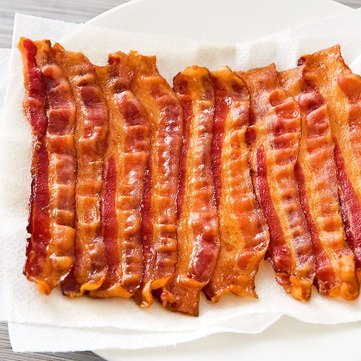 Best 25 oven cooked bacon ideas on pinterest bacon cooked in oven cooked bacon recipe thank goodness it has to be less messy than ccuart Images