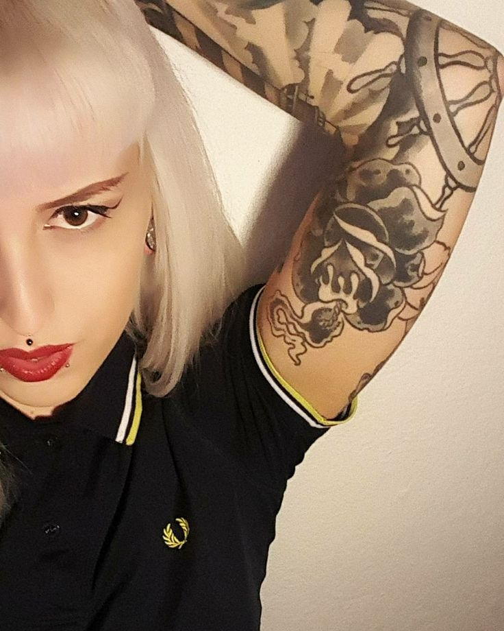 Fred Perry Girls 2599