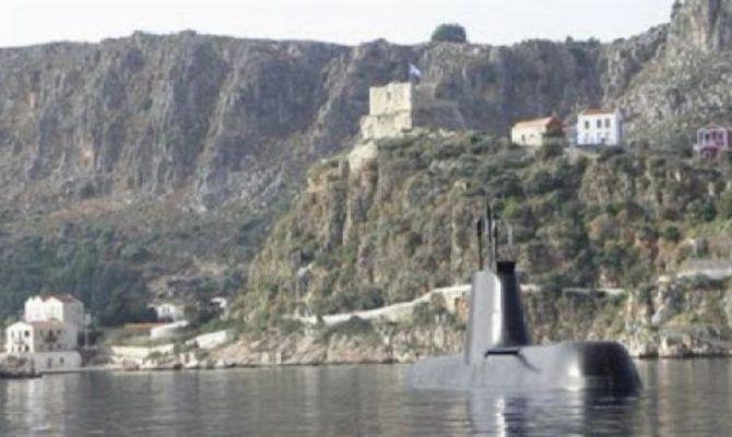 Τη Δευτέρα οι Τούρκοι περικυκλώνουν το Καστελόριζο – Η Ελλάδα έτοιμη για όλα!