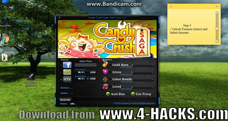 How to Hack Candy Crash Saga Easy and Free (Step by Step)