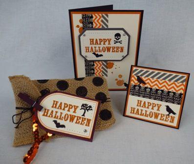 September Paper Pumpkin- Boo-tiful Bags : Diane's Blog