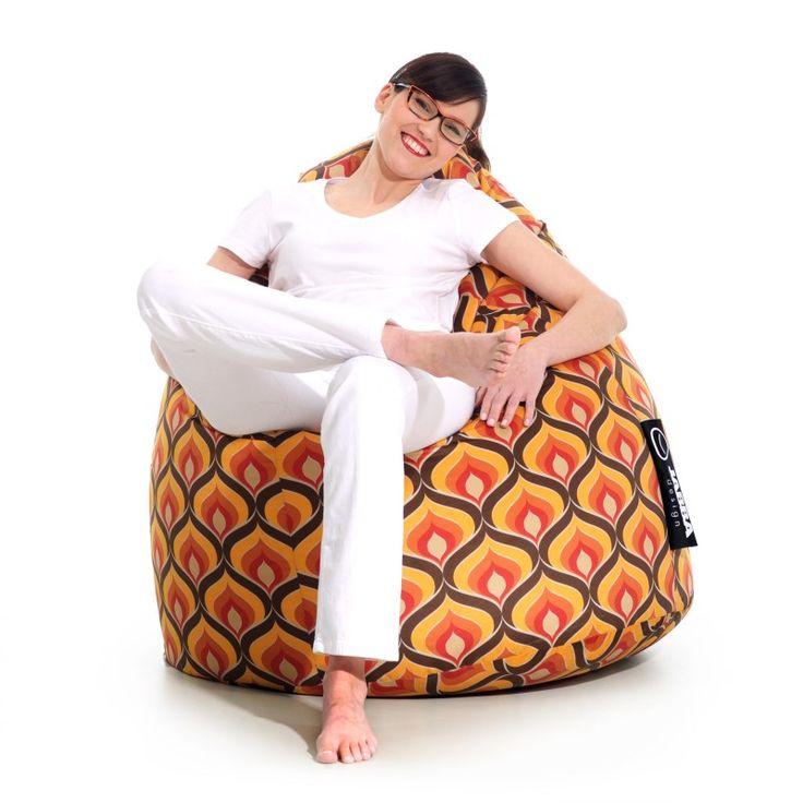 Pufa Retro ROCKET - JABBA Design
