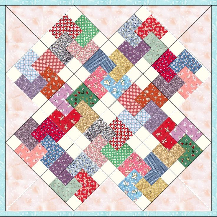 Simple Quilts Templates Quilt Kit : Aunt Grace Reproduction Cards 12 Pre-Cut Quilt Kit 8