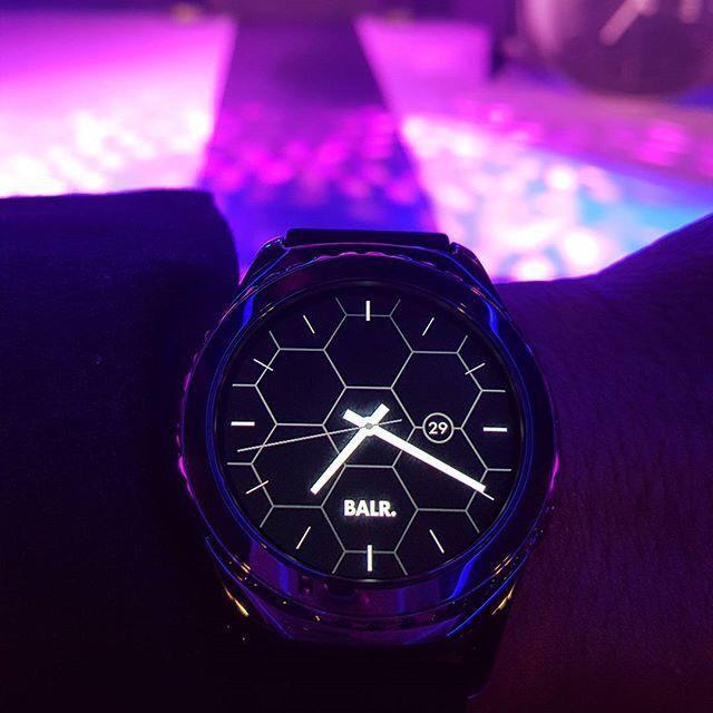 Samsung Gear 2 by BALR. Masterpiece