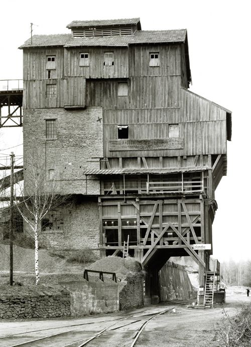 lapetitecole:  Bernd and Hilla Becher